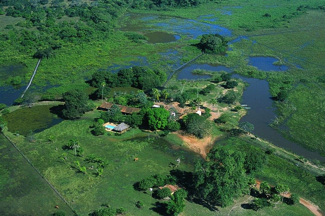 Araras Eco Lodge In The Pantanal Pantanal Tours